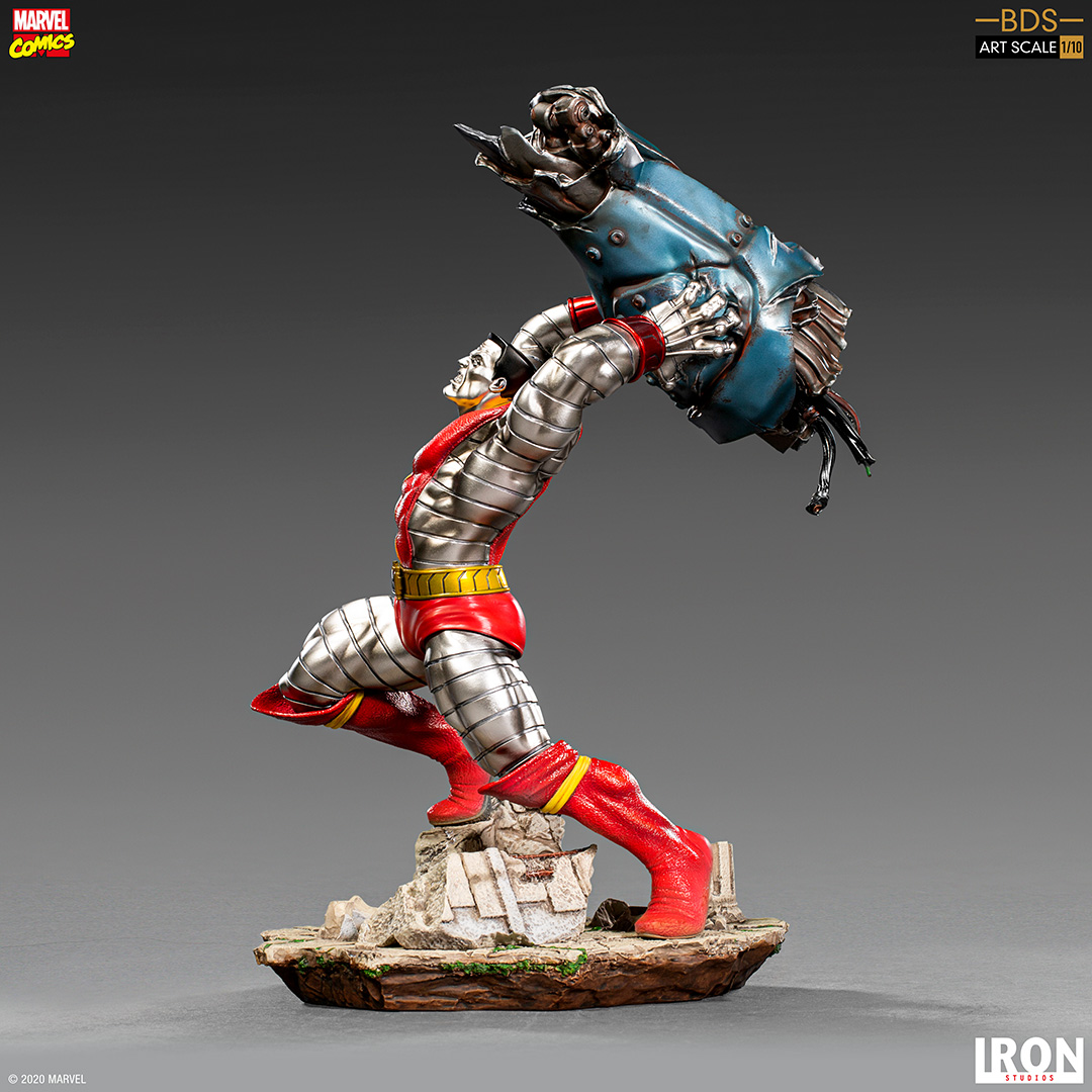 Colossus BDS Art Scale