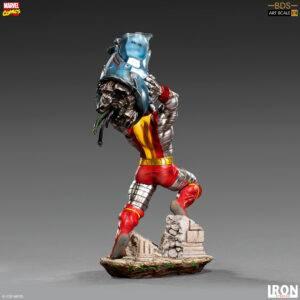 X men Colossus statue