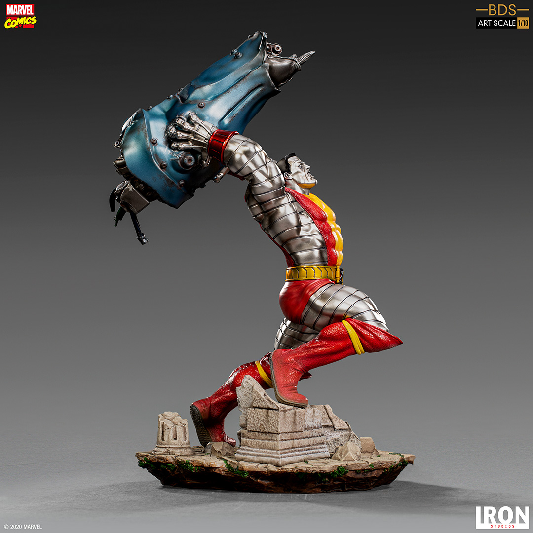 colossus x men staute