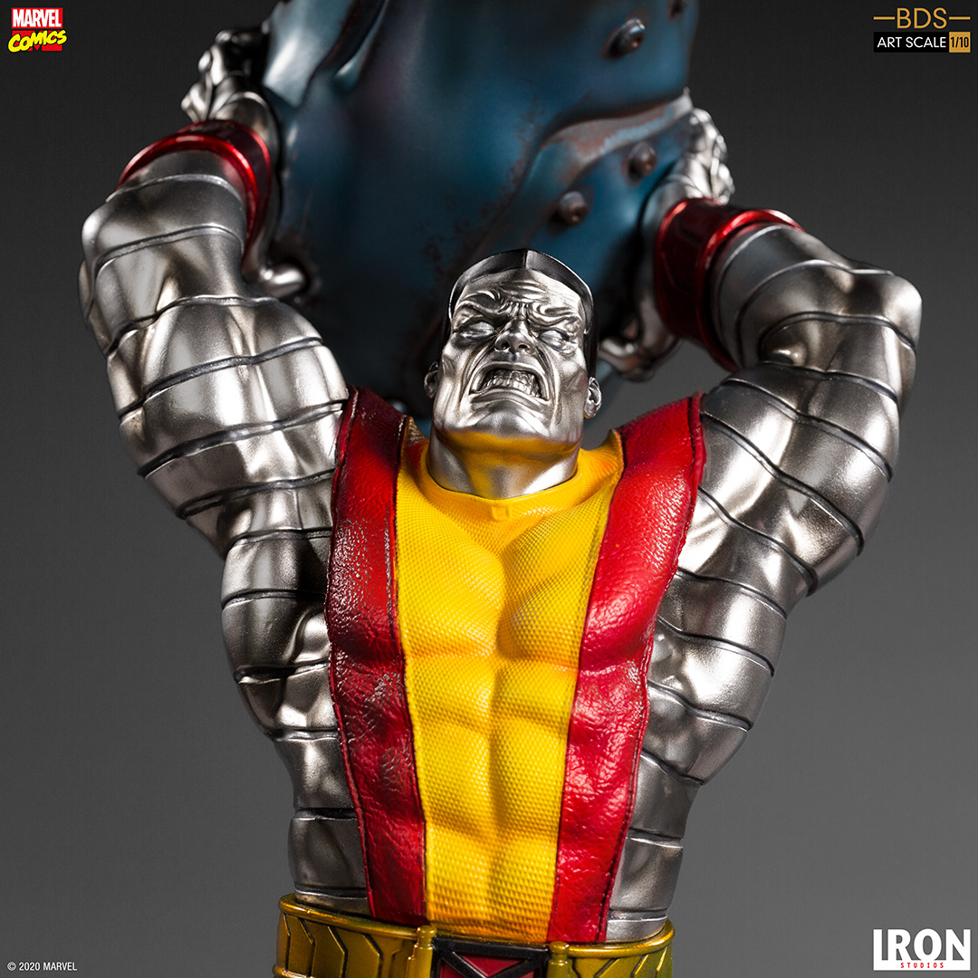 x men movie colossus
