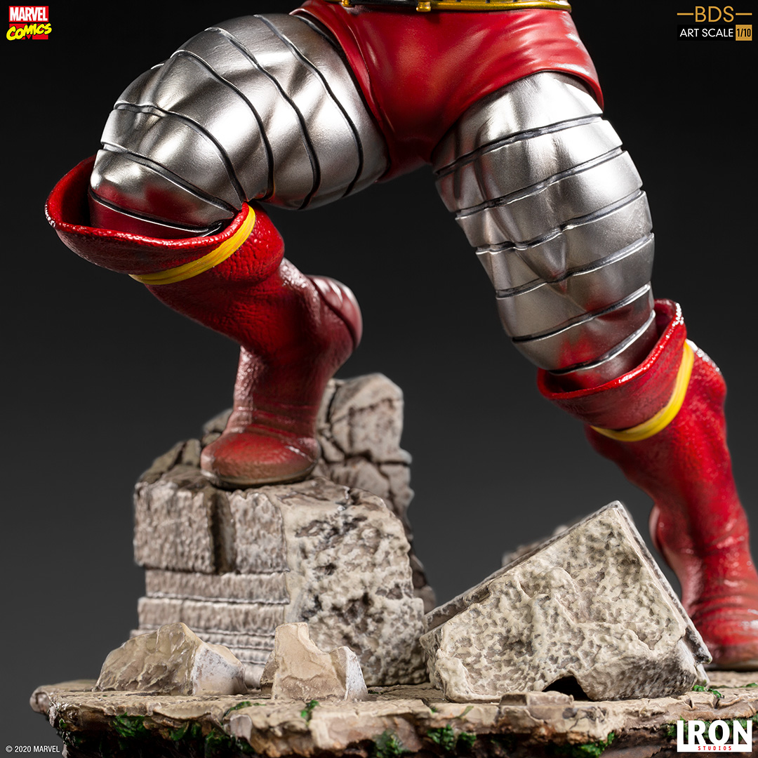 marvel x men colossus
