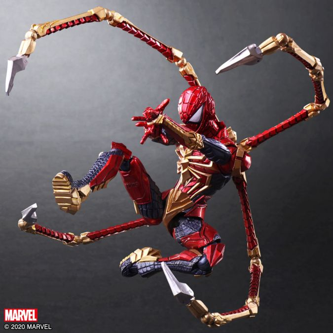 spider-man figure