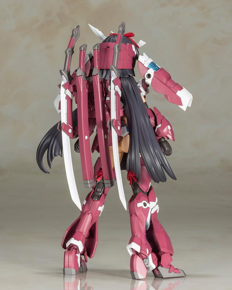 Magatsuki model