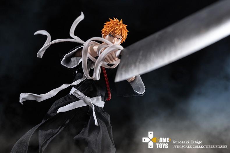 ichigo collectible figure