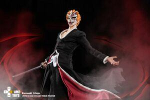 ichigo collectible figure