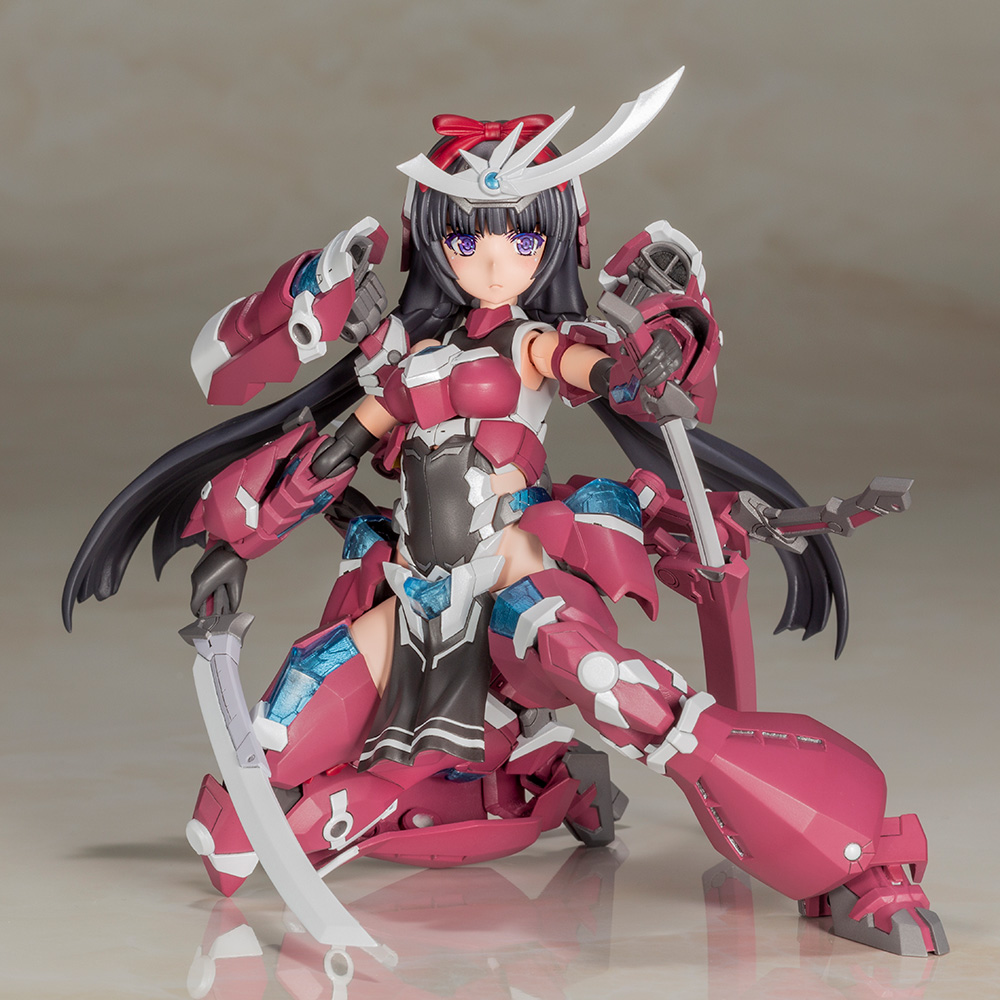Magatsuki action figure to collect