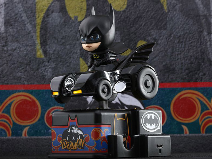 Batman coin operated rider