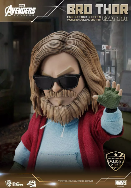 Bro Thor action figure