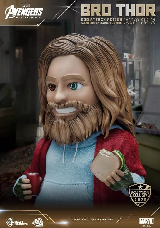 Bro Thor figure