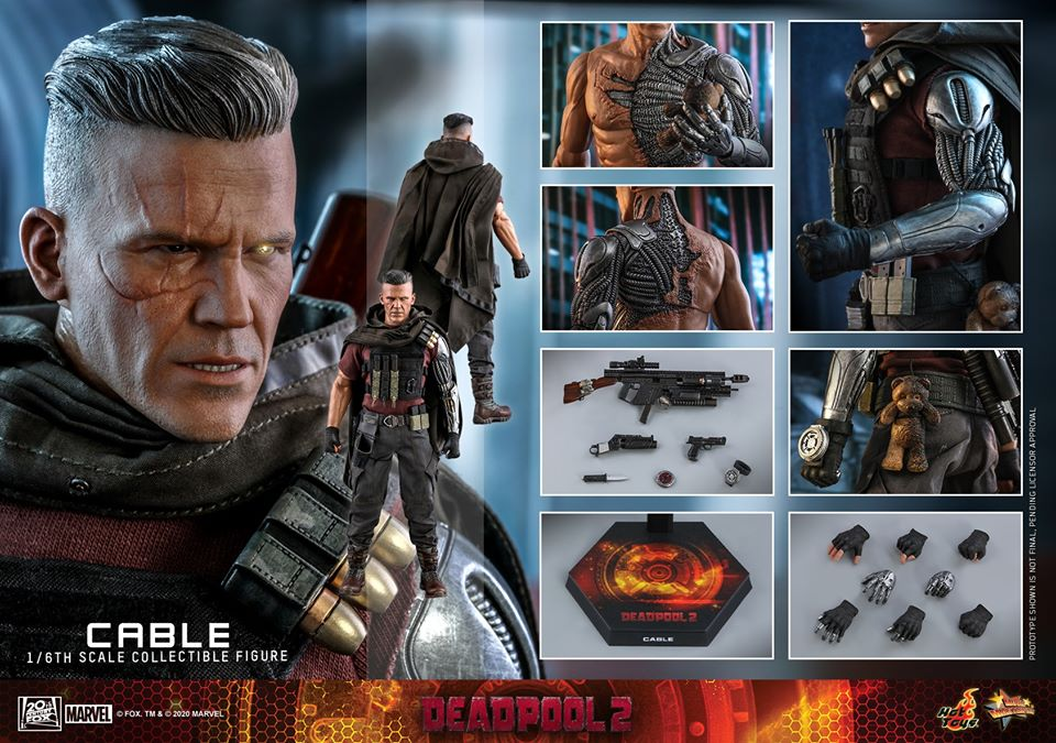 Cable-Collectible-Figure