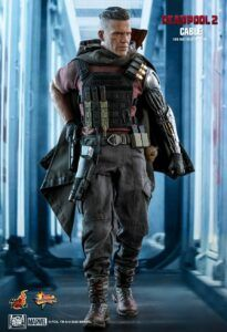 CABLE ACTION FIGURE