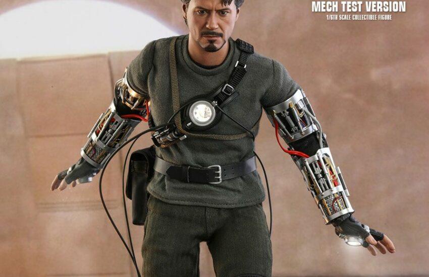 Tony Stark action figure