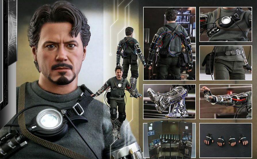 Tony Stark Mech Test Version