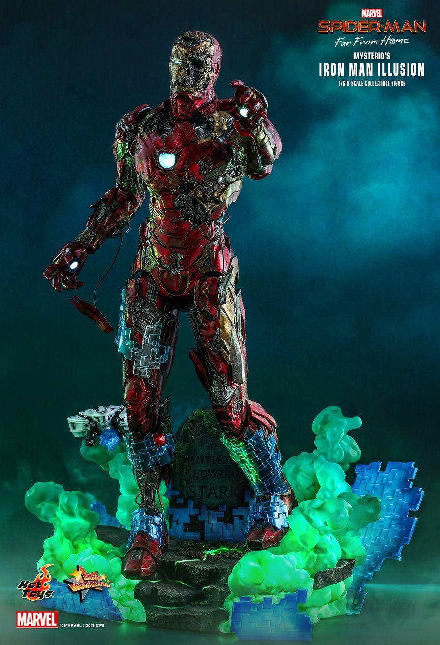 zombie Iron Man