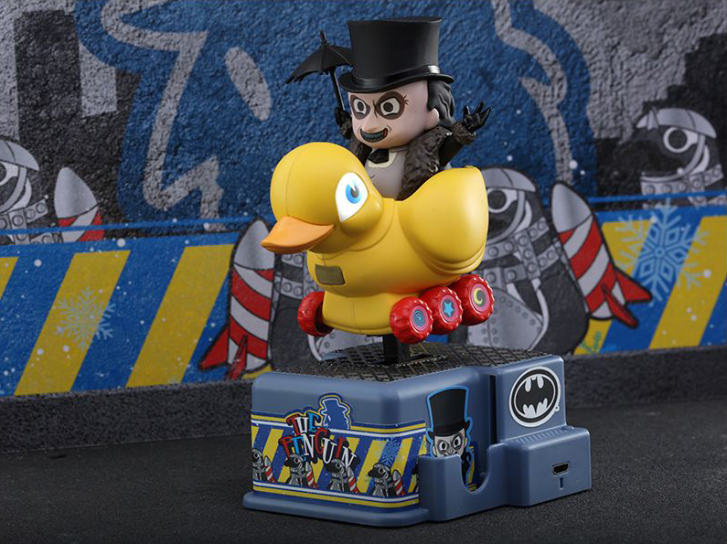 Penguin Coin operated rider
