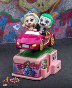 The Joker& Harley Quinn