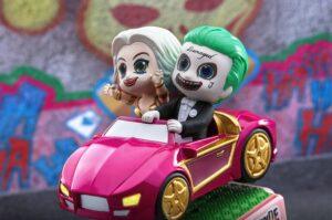 The JokerTM & Harley Quinn CosRider