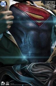 superman uniform