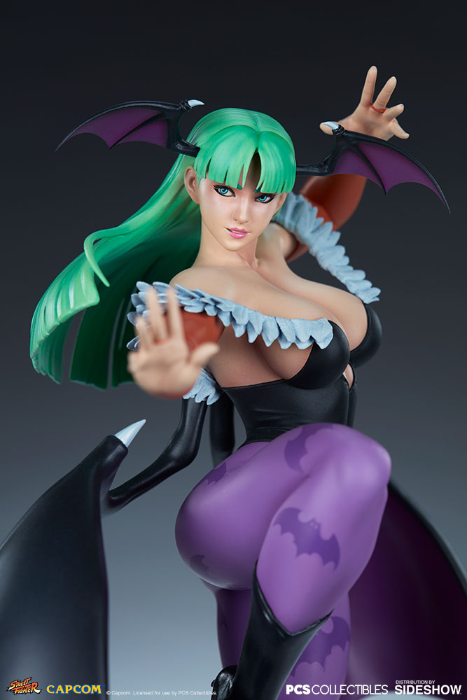 chun-li morrigan street fighter