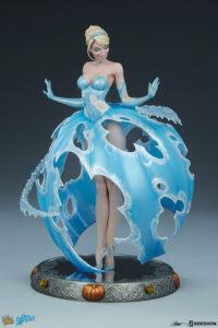 cinderella Figure statue collectible 1