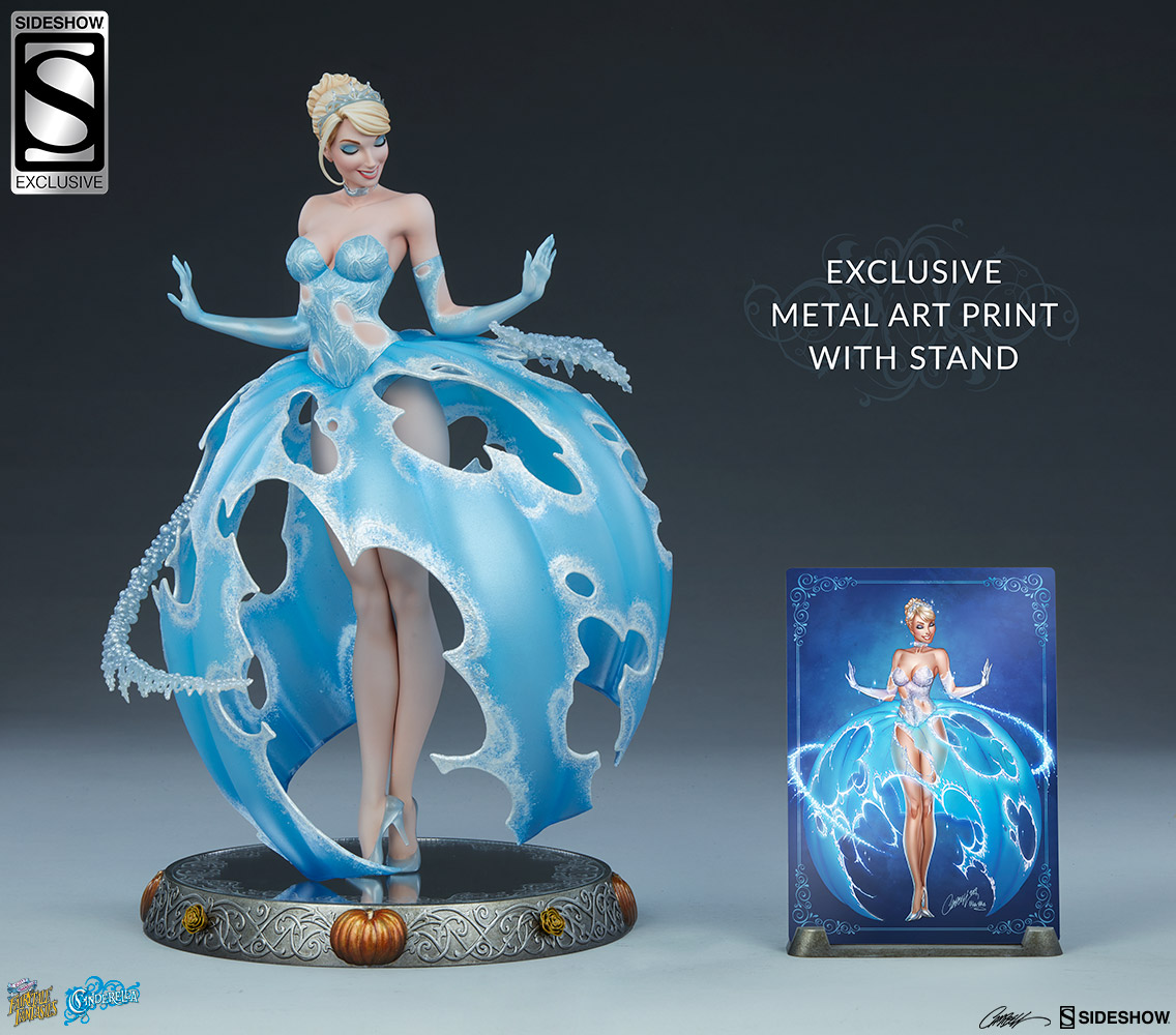 cinderella Figure statue collectible 1