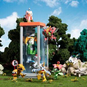Digimon figures