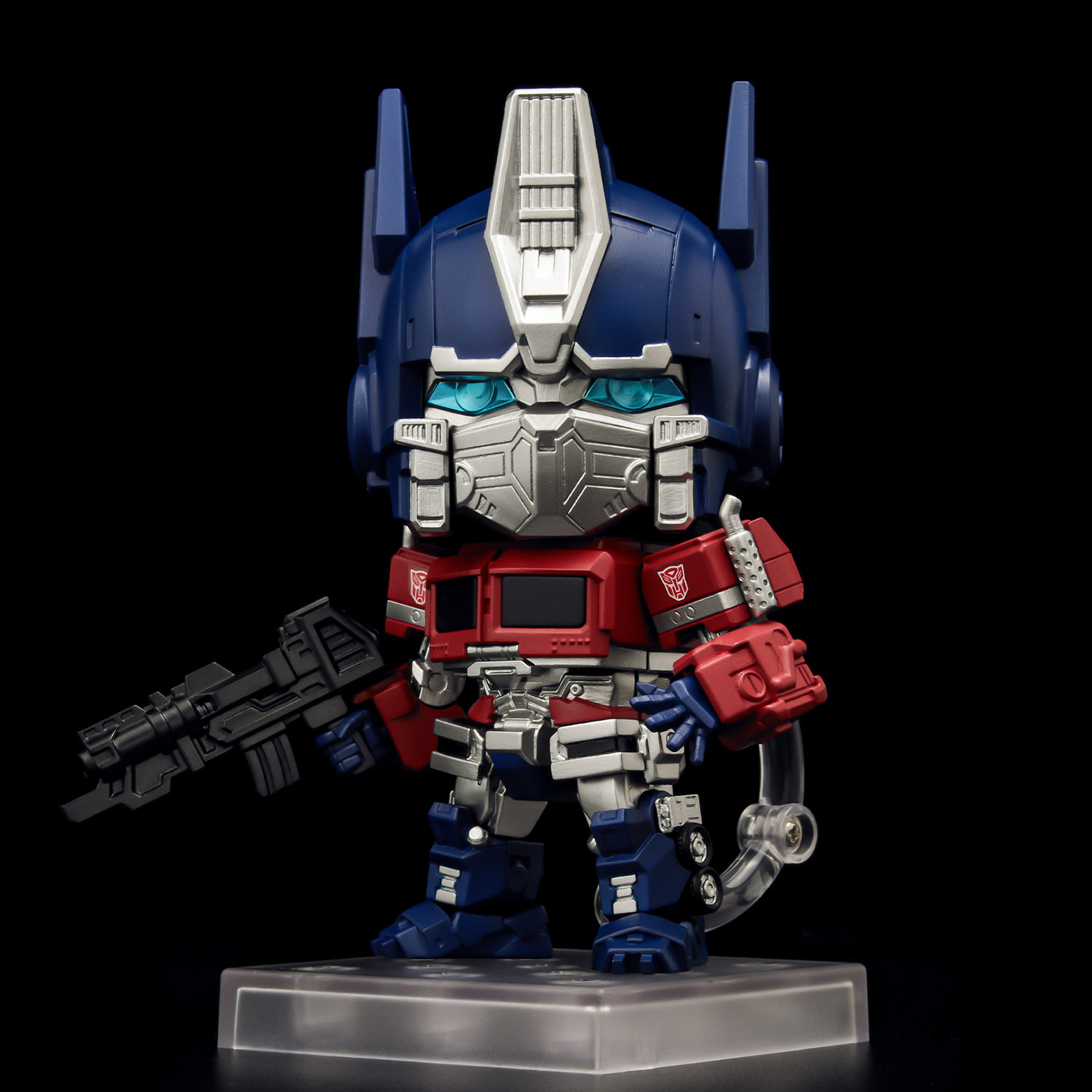 Optimus Prime nendroid action figure