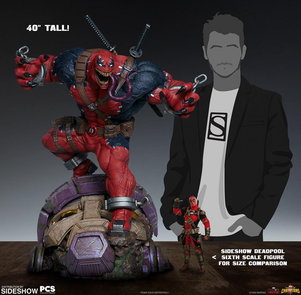Venompool statue2