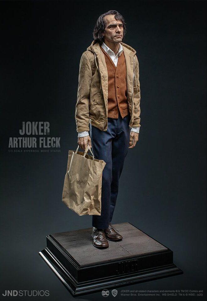 Joker Arthur Fleck statue