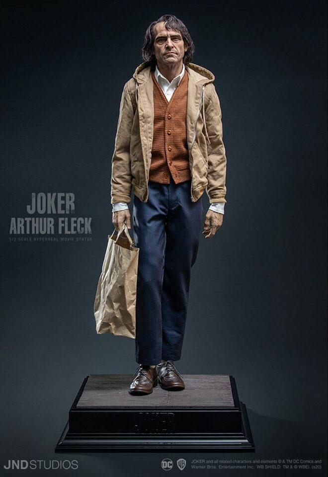 Arthur Fleck statue