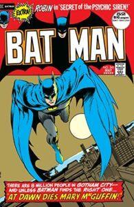 cover of Batman Vol. 1 #241