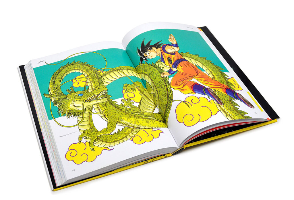 Dragon Ball art book