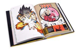 dragon ball artbook 6