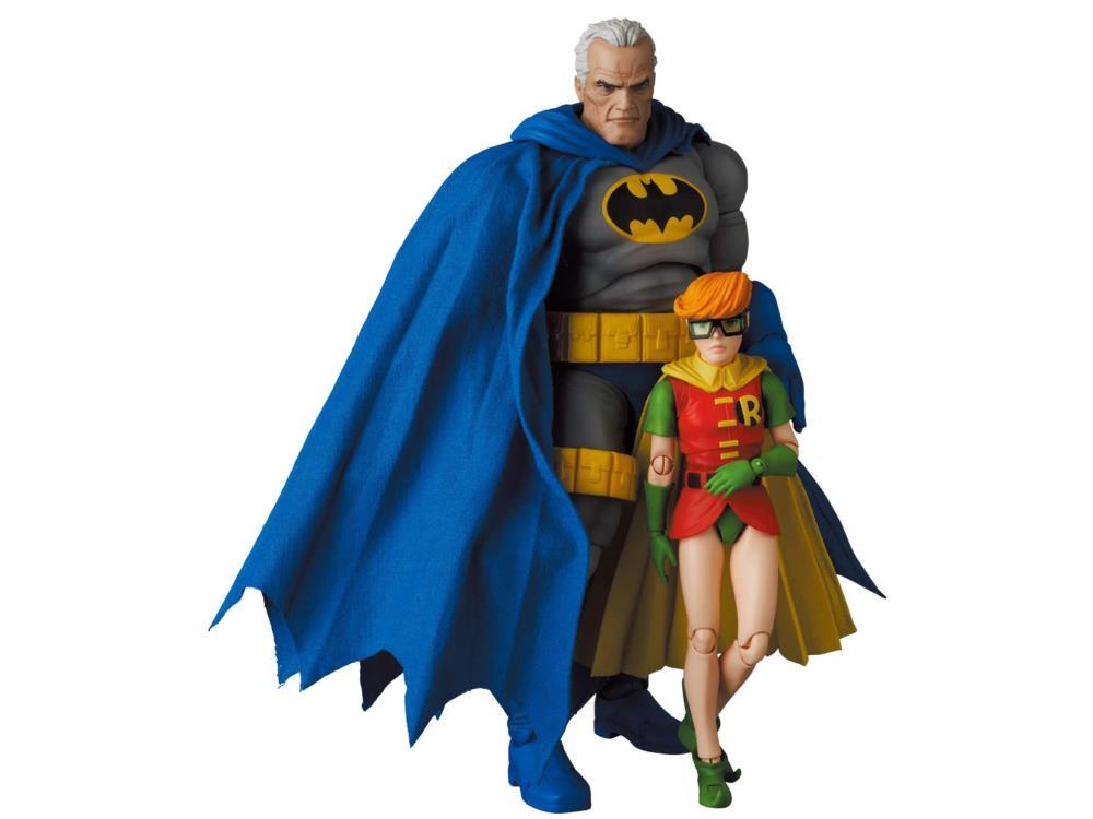 Batman (Blue Ver.) & Robin