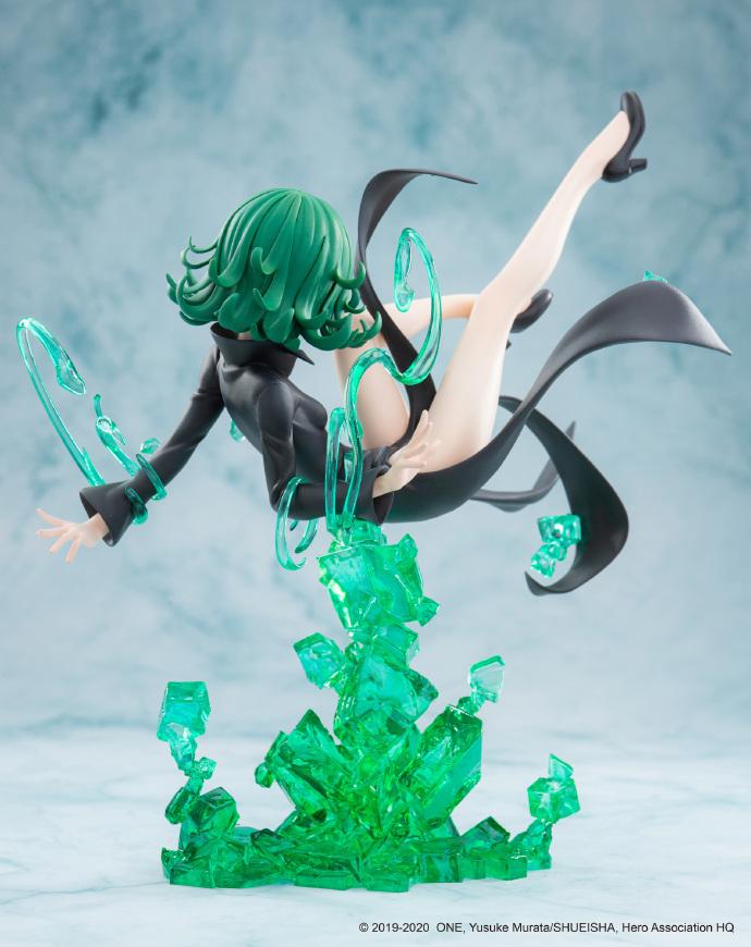 Tatsumaki collectible figure