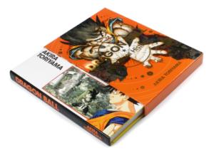 Dragon Ball art book collection