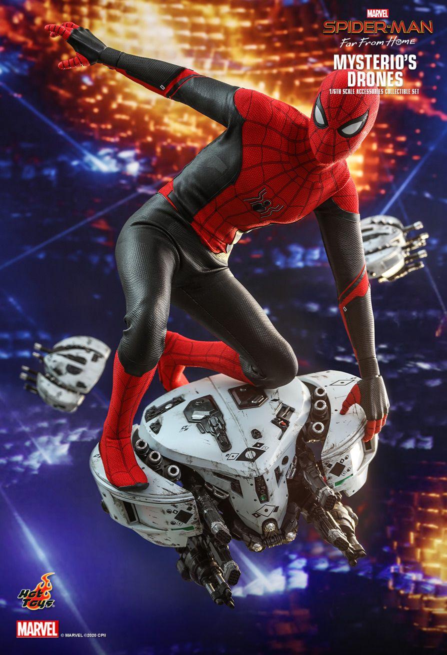 spider-man drones