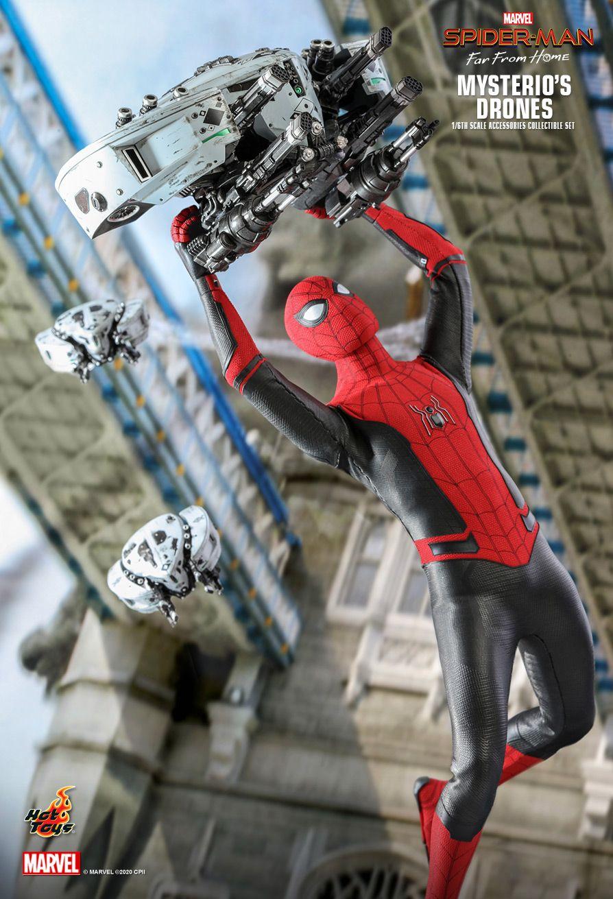spider man drone
