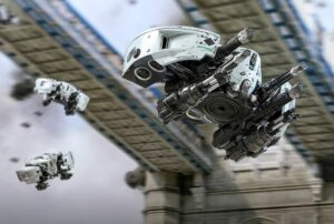 Mysterio's Drones