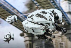 Mysterio's Drones Accessories collectible set