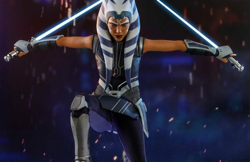 Ahsoka action figure