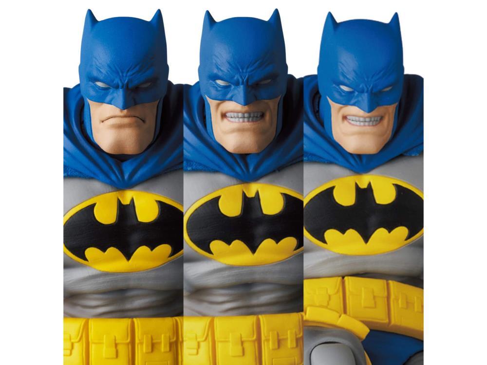 Batman figure Blue Ver.