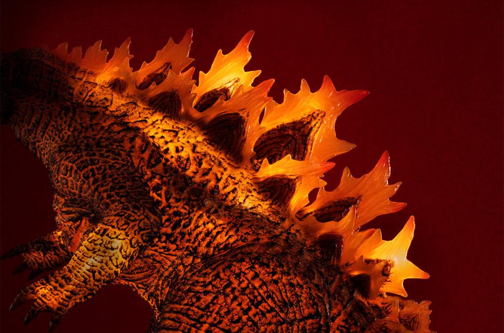 Godzilla Dorsal fin