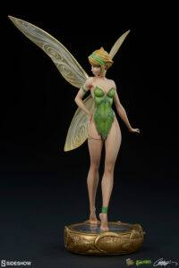 tinkerbell whole statue