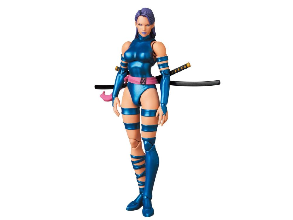 MAFEX Psylocke action figure