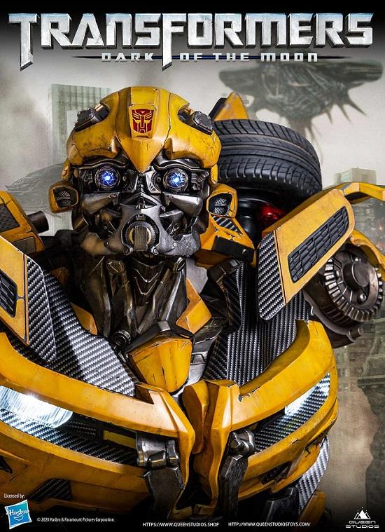 Queen Studios Bumblebee bust