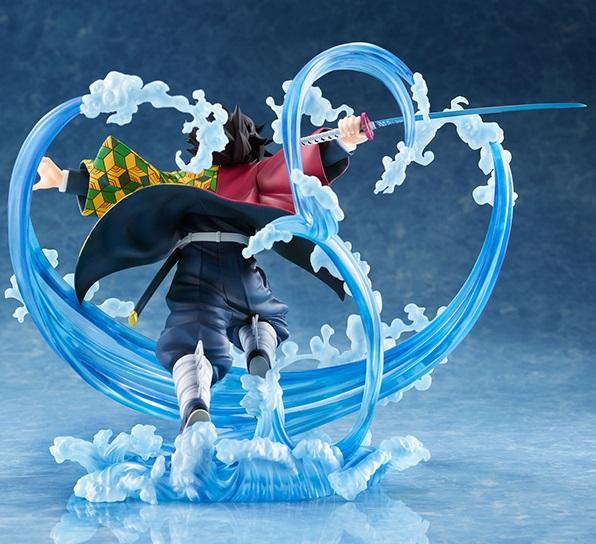Aniplex Giyu Tomioka 1/8 Scale Figure