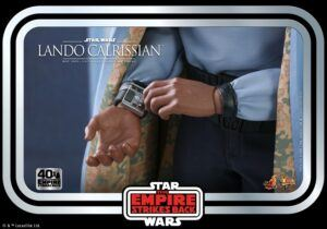 Hot Toys Lando Calrissian action figure