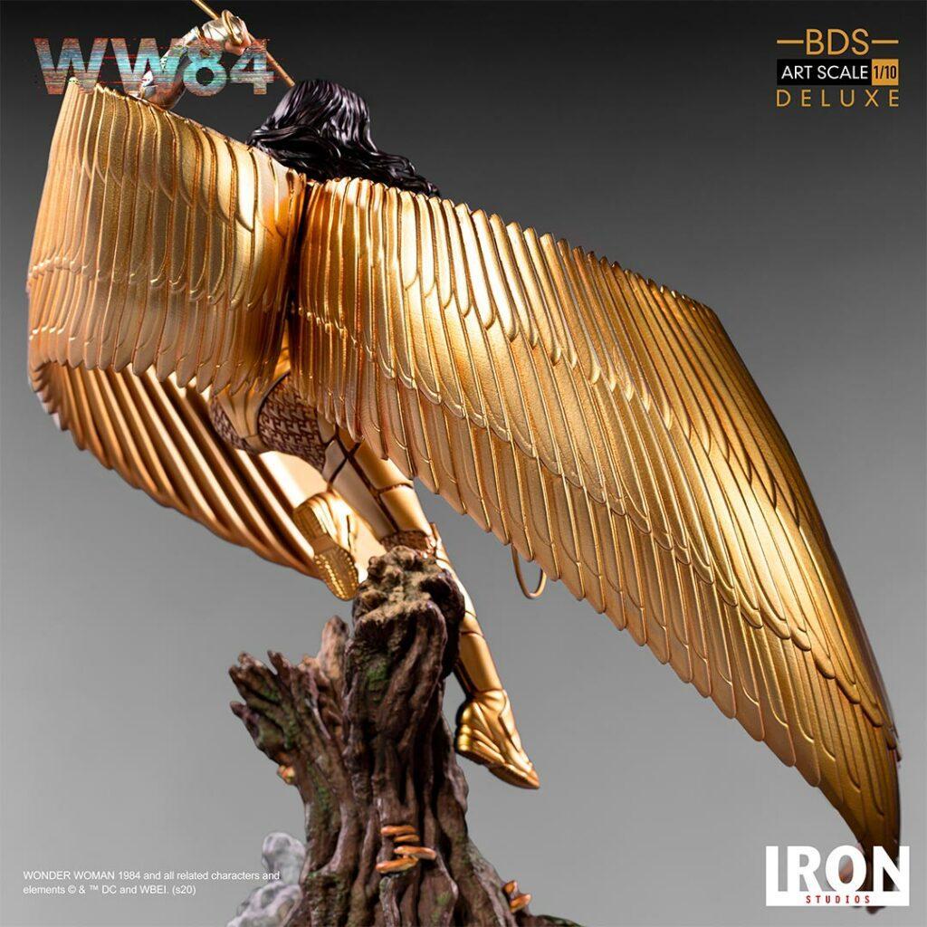 Golden Eagle Armor