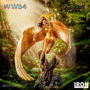 Wonder Woman 1984 Statue